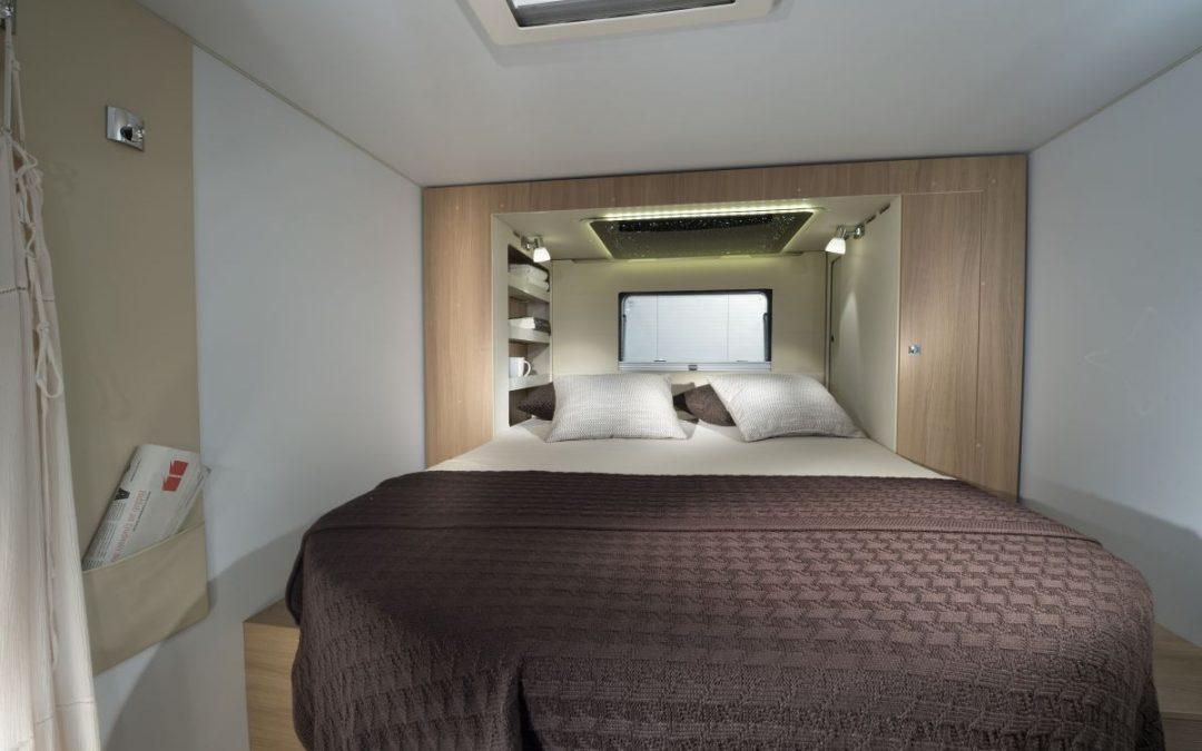 L'esperienza Compact Plus di Adria dimostra i vantaggi dello slide out nei camper van compatti