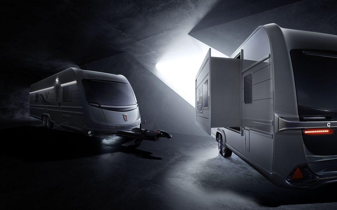 Manchmal wird sogar ein Caravan größer!